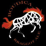Boudica Braggot Ale 12oz Label